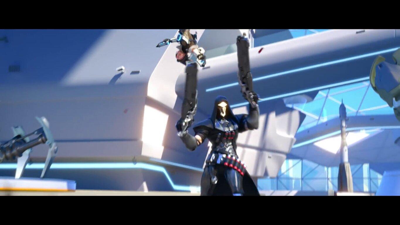 Overwatch: Tracer, Reaper
