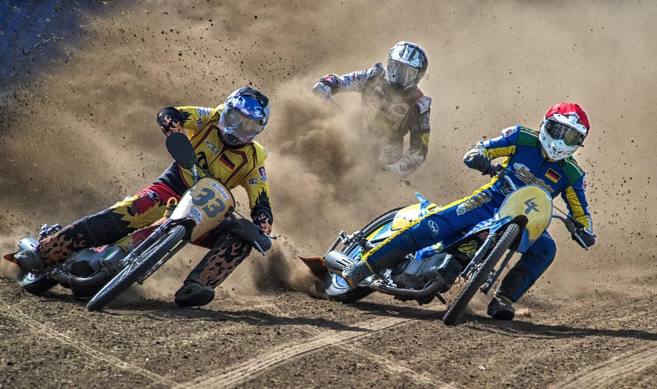 Motocross: Motorcycle, Motocross, Dust
