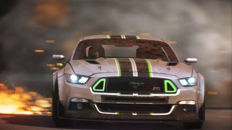 Need for Speed Payback: Автомобілі, Ford, Need For Speed, Ford Mustang GT, Need for Speed Payback