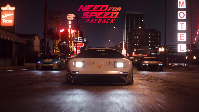 Need for Speed Payback: Автомобілі, Lamborghini, Need For Speed, Need for Speed Payback, Lamborghini Diablo