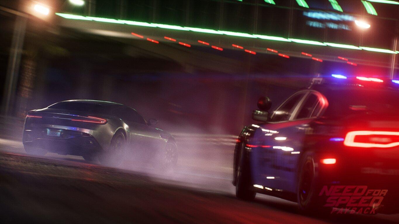 Need for Speed Payback: Автомобілі, Aston Martin, Need For Speed, Need for Speed Payback, Aston Martin DB11