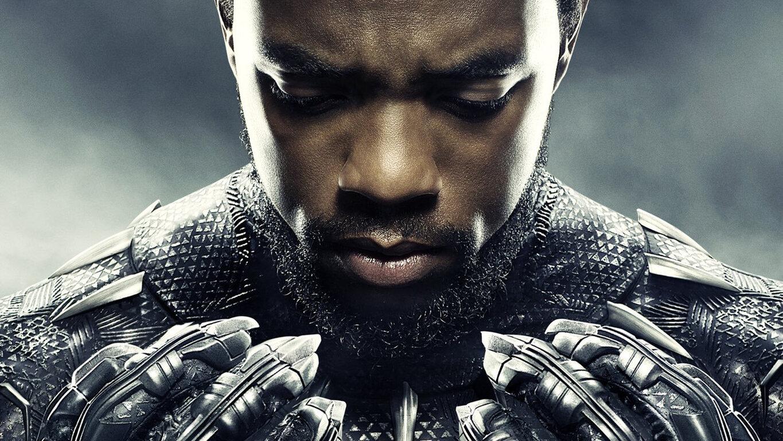 Black Panther: Black Panther, Chadwick Boseman