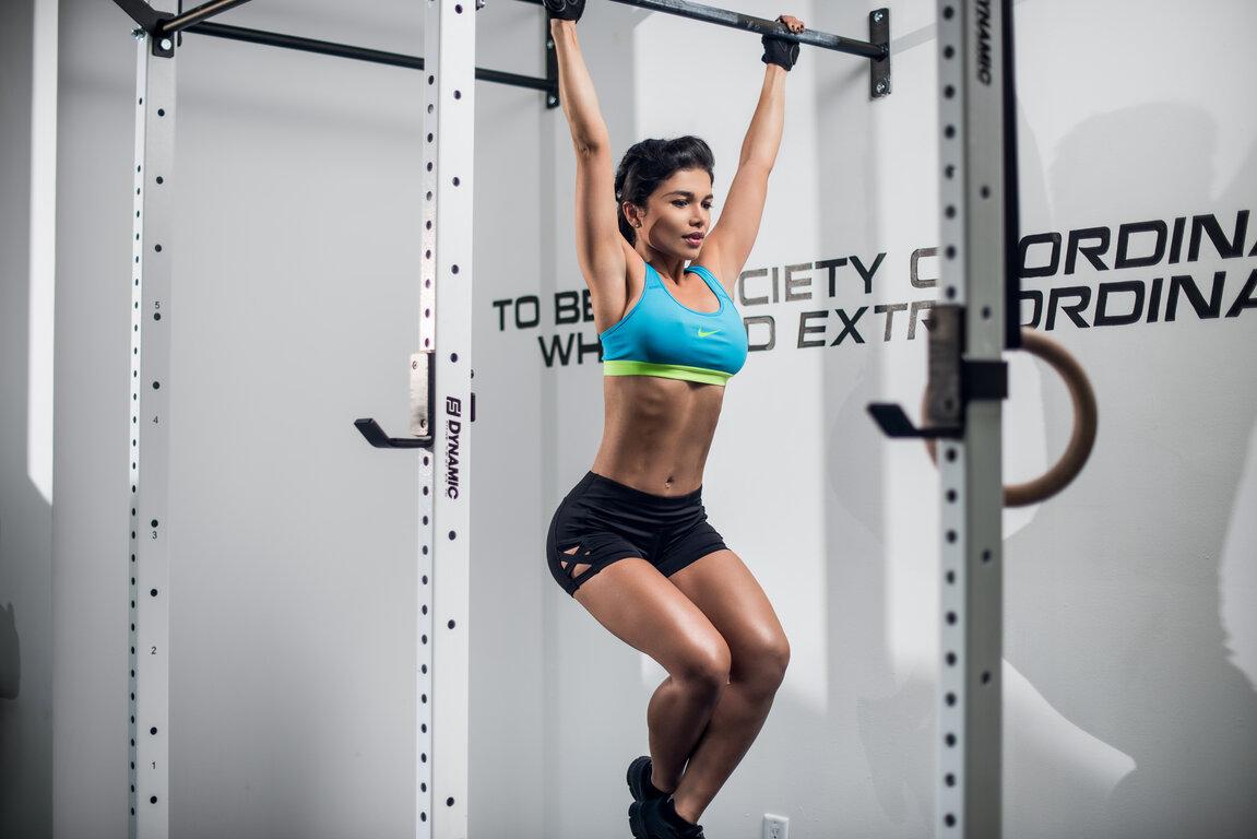 Fitness: Girl, Brunette, Woman, Fitness, Luz Devushka