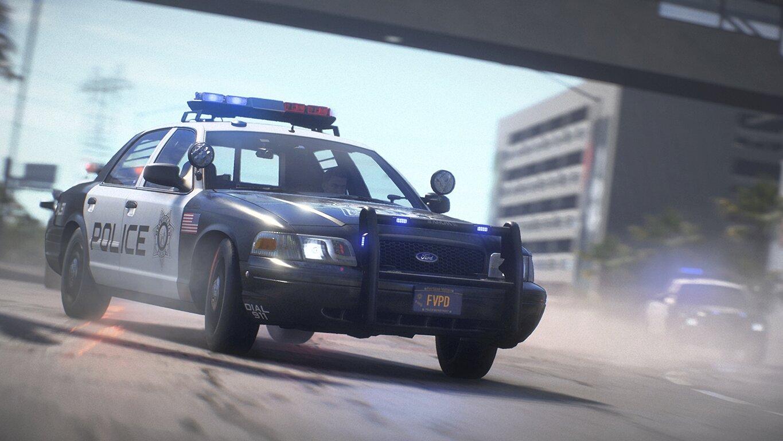 Need for Speed Payback: Автомобілі, Police Car, Ford, Need For Speed, Need for Speed Payback