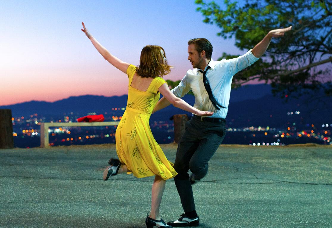 Эмма Стоун: Девушки, Эмма Стоун, Ryan Gosling, La La Land, Dancing