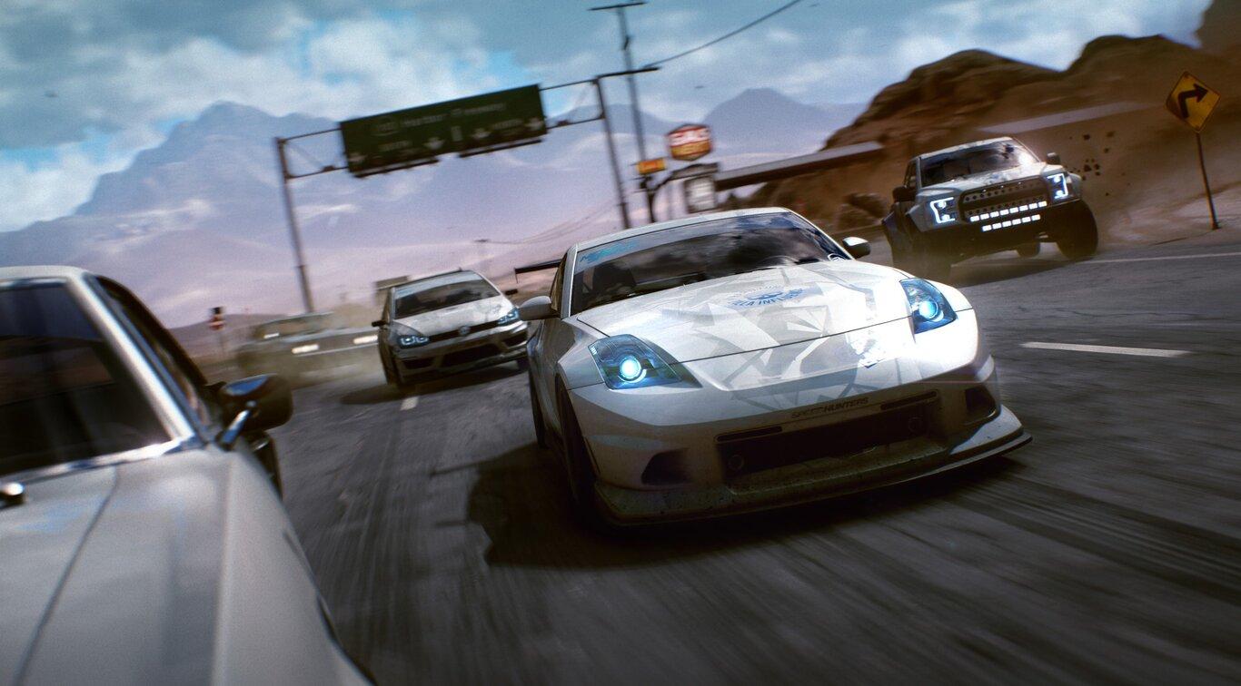 Need for Speed Payback: Need for Speed Payback