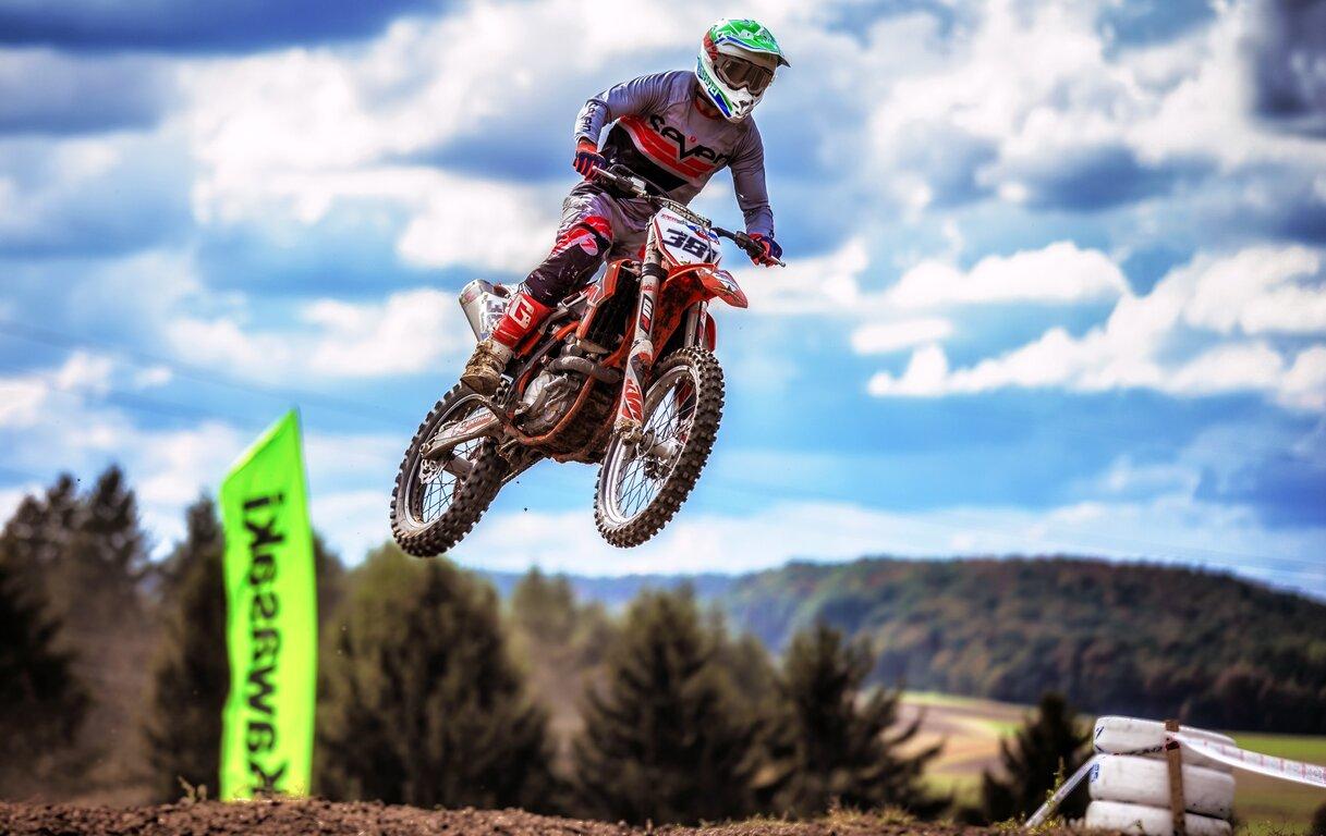 Motocross: Motorcycle, Motocross