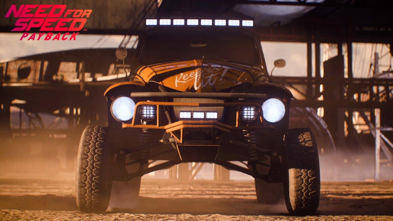 Need for Speed Payback: Автомобілі, Volkswagen, Need For Speed, Off-Road, Need for Speed Payback, Volkswagen Beetle