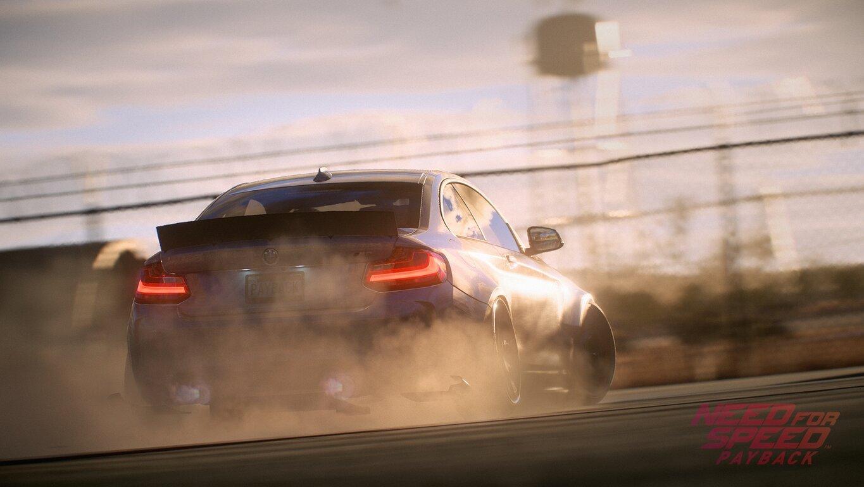 Need for Speed Payback: Автомобілі, Need For Speed, Need for Speed Payback, BMW M2, Drift