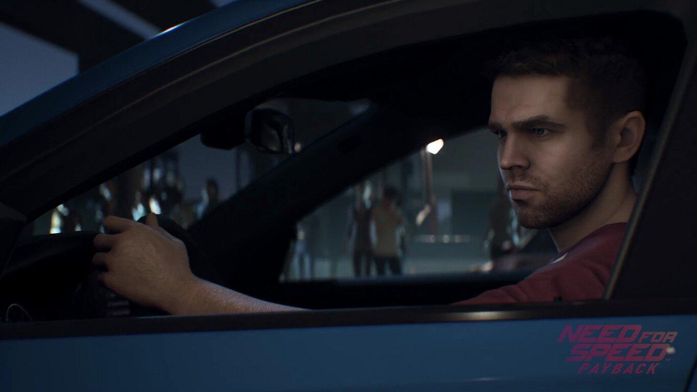 Need for Speed Payback: Need For Speed, Need for Speed Payback, Tyler Morgan