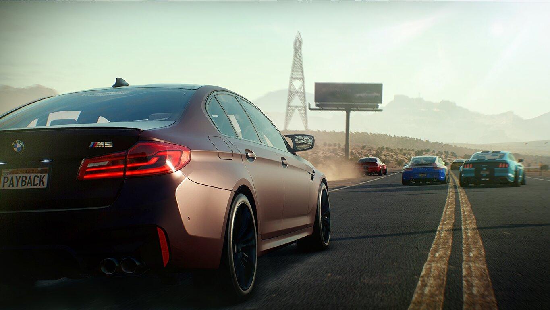 Need for Speed Payback: Автомобілі, Need For Speed, Need for Speed Payback, BMW M5