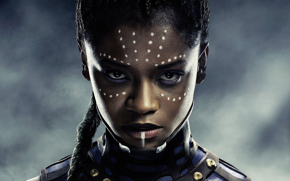Black Panther: Black Panther, Letitia Wright, Shuri