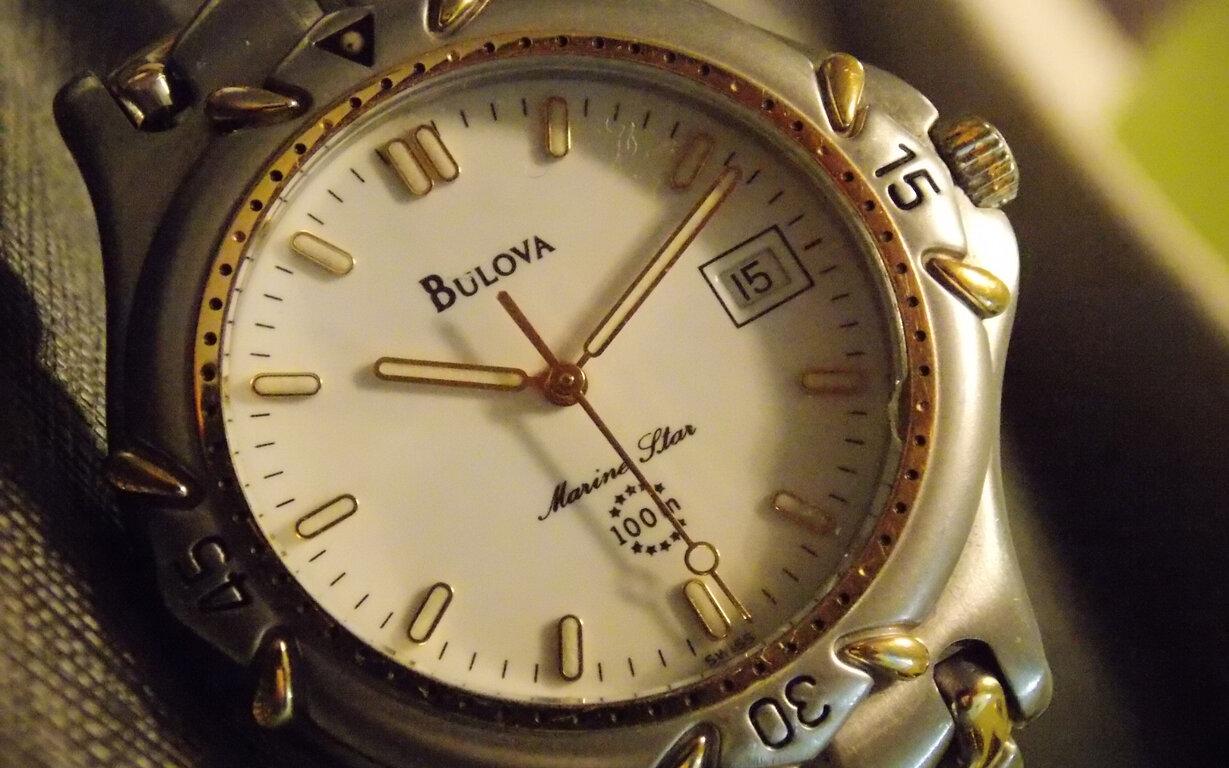 Watch: Star, Watch, Bulova