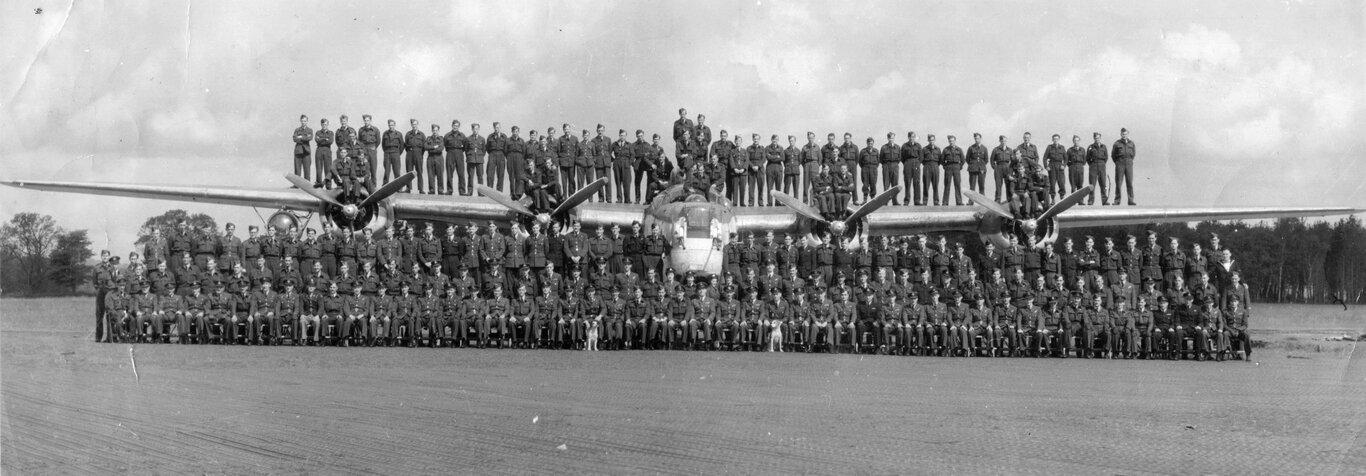 Black & White: Consolidated B-24 Liberator