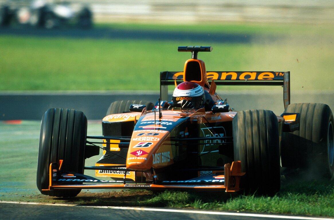 F1: Race Car, Formula 1
