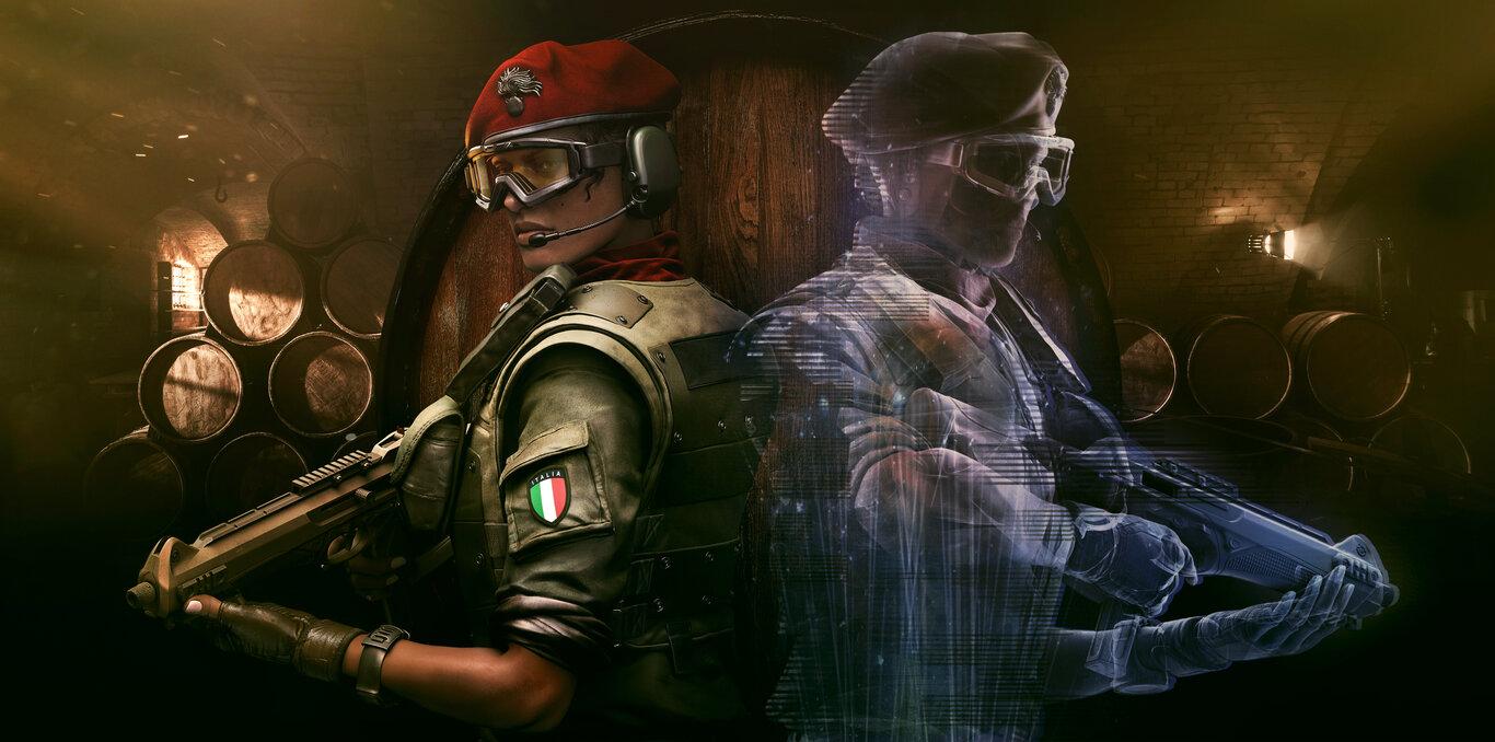 Tom Clancy's Rainbow Six: Siege: Tom Clancy's Rainbow Six: Siege