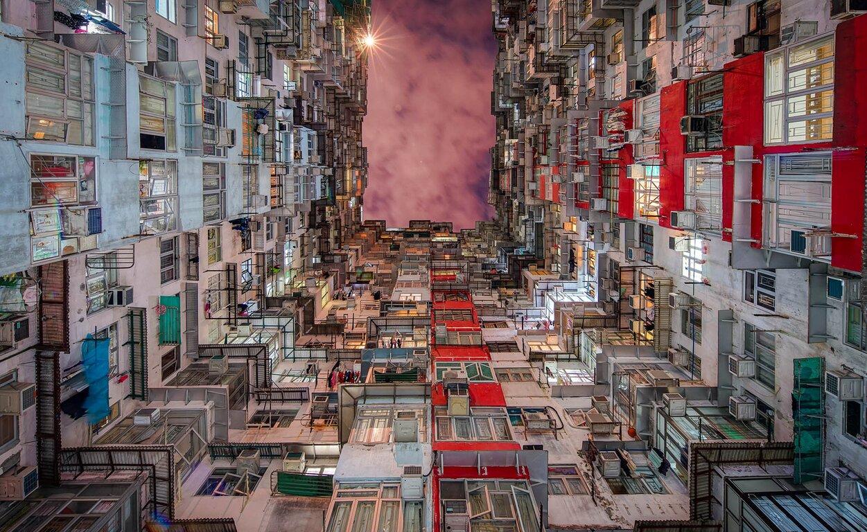 Building: City, Building, Apartment