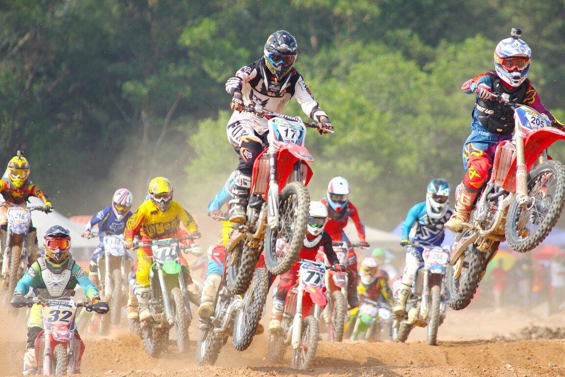 Motocross: Sport, Motorcycle, Motocross, Dirt Bike