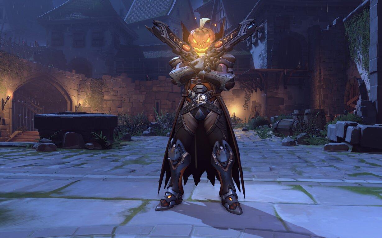 Overwatch: Halloween, Reaper
