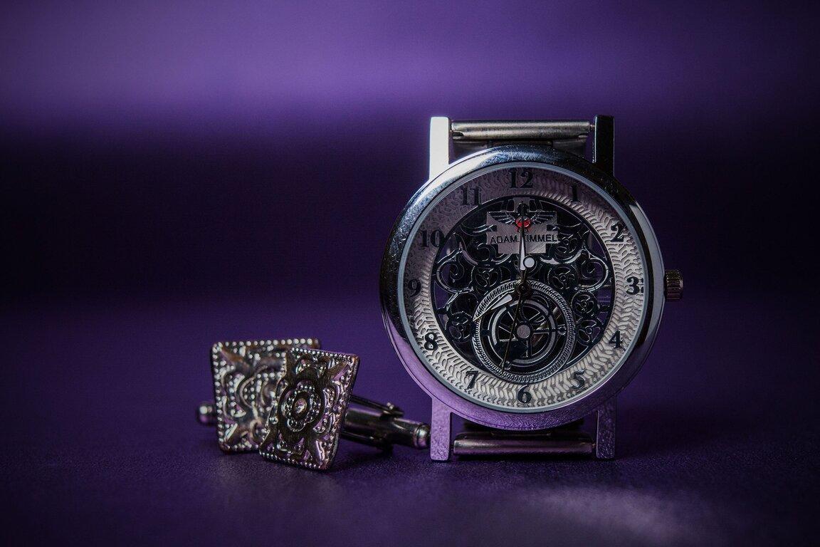 Watch: Purple, Man Made, Still Life, Watch