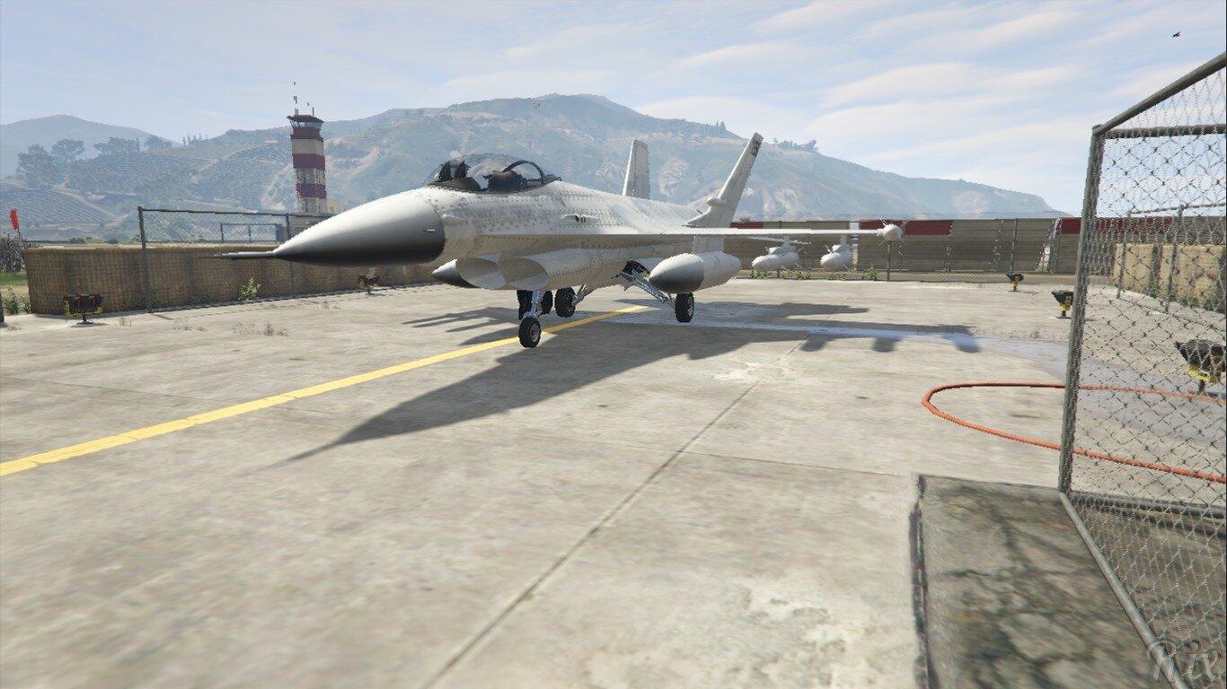 Grand Theft Auto V: Airplane, Відеоігри, Grand Theft Auto, Jet