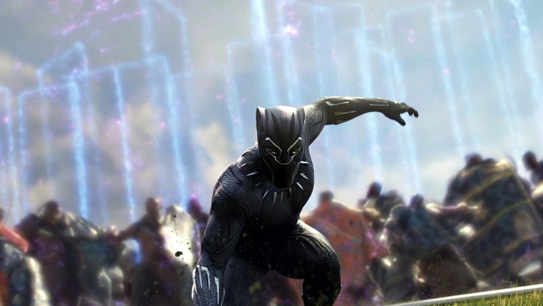 Black Panther: Black Panther, T'Challa