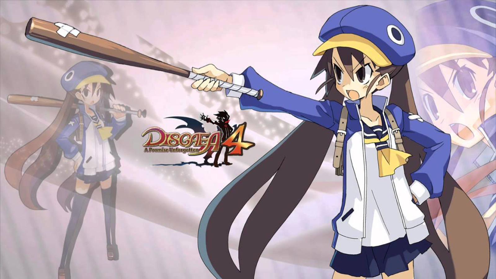 Disgaea 4: A Promise Unforgotten: Fuka Kazamatsuri