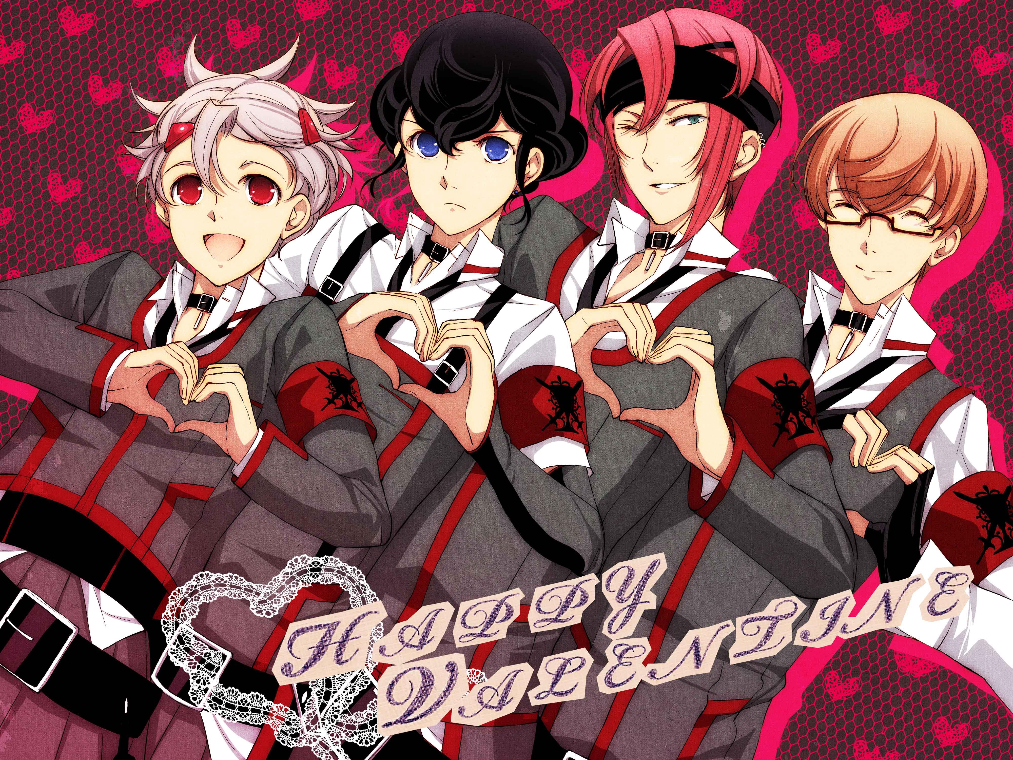 Valentine's Day: Goulart Knights