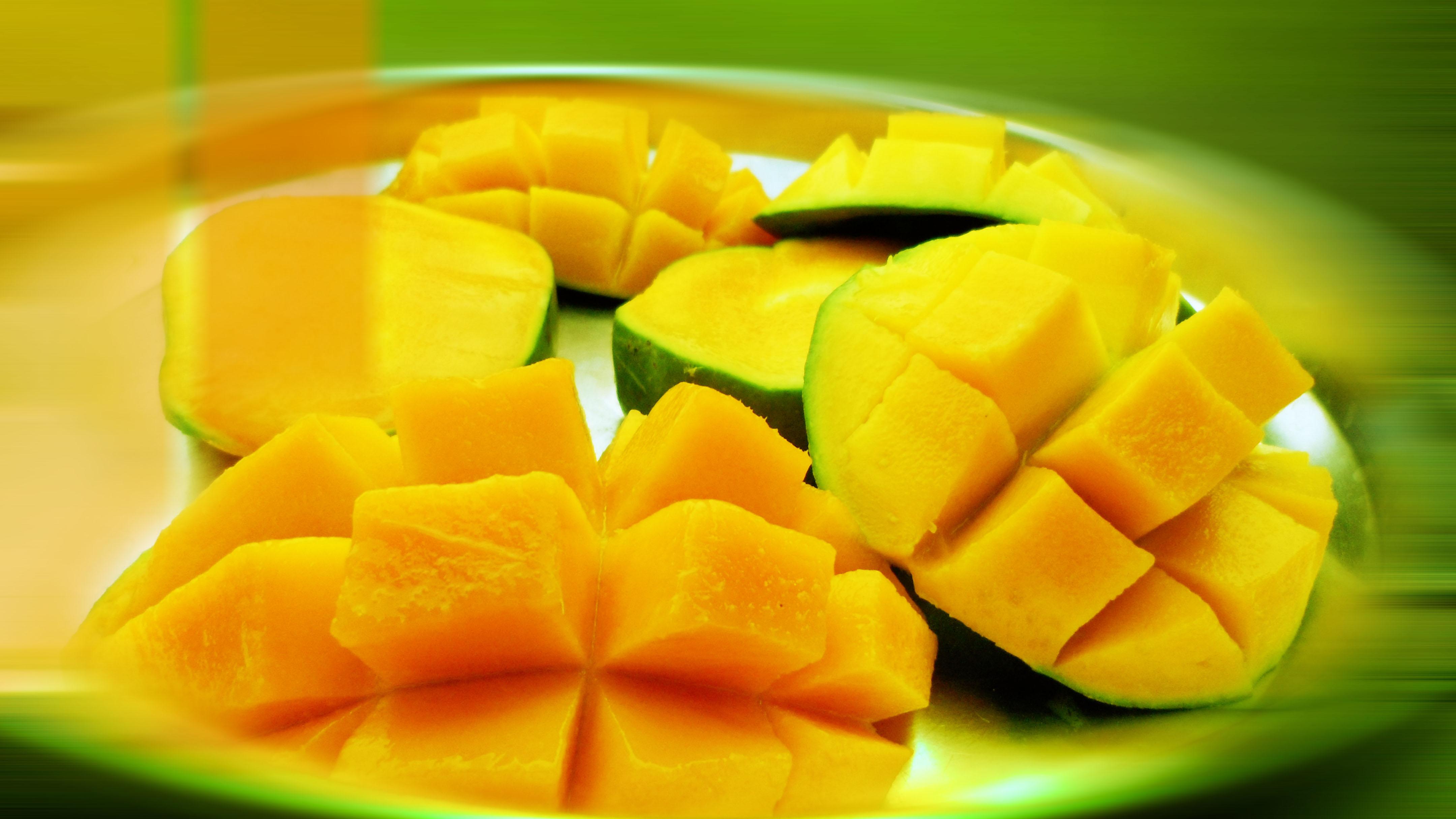 Mango: Еда, Mango