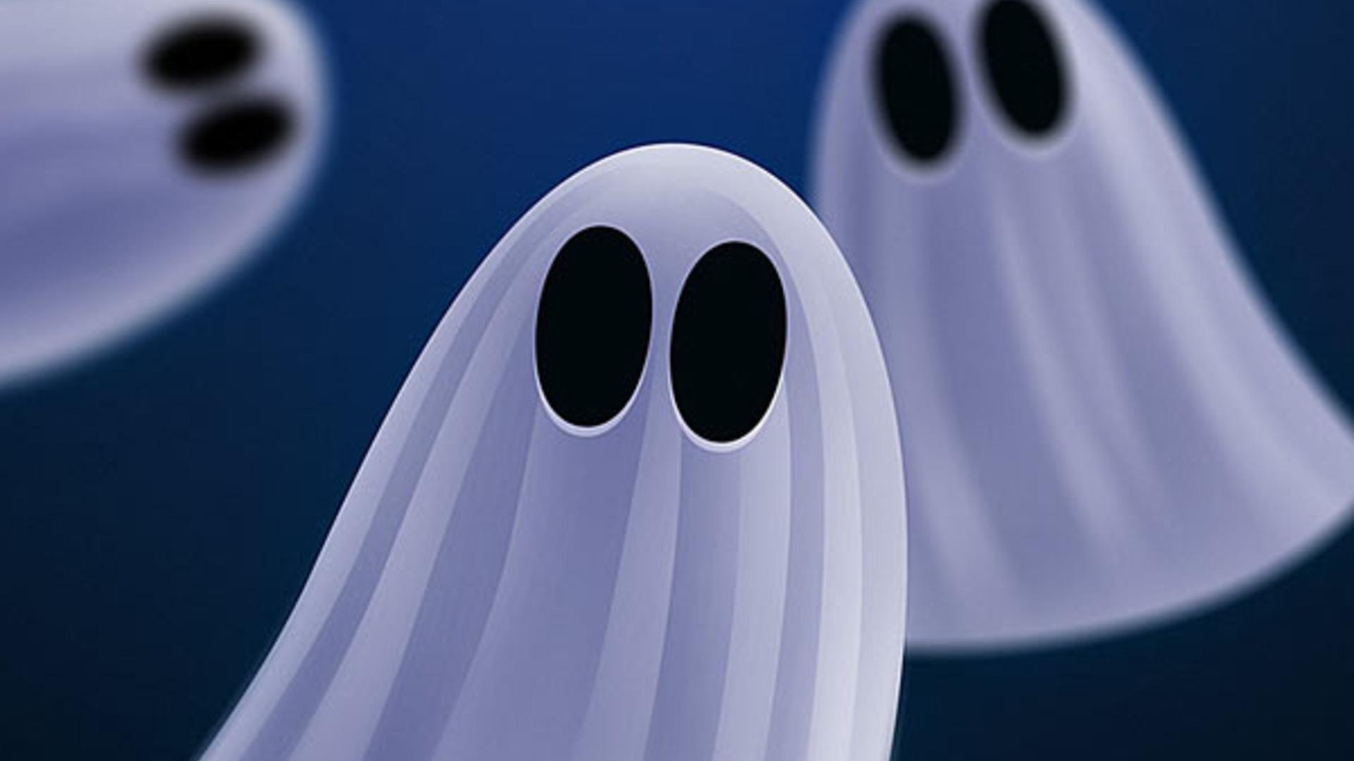 Ghost: Cute, Ghost, Spooky