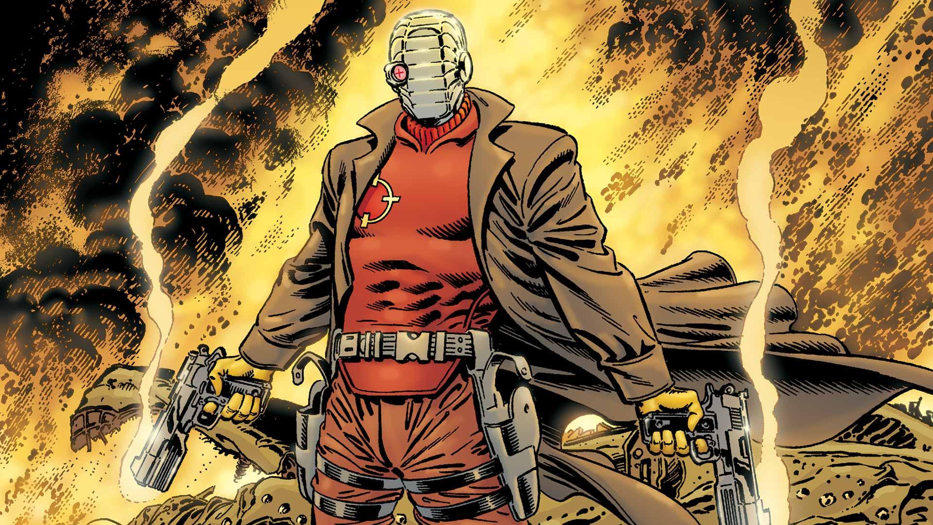 Deadshot: DC Comics, Deadshot