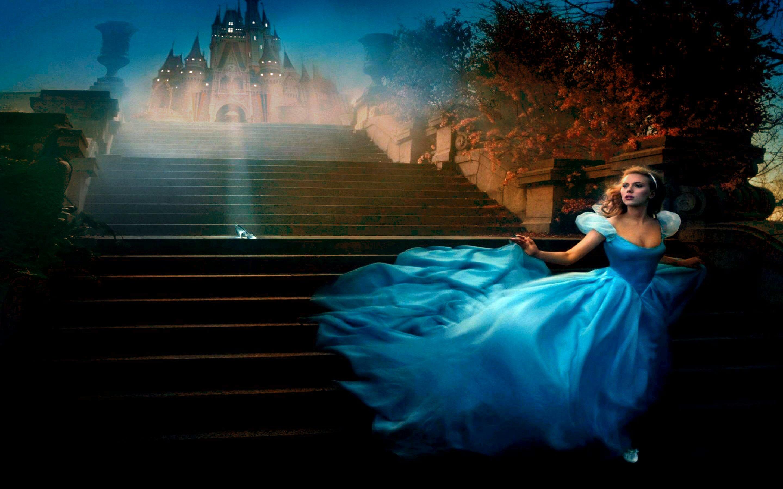 Scarlett Johansson: Гарні, Scarlett Johansson, Дівчата, Cinderella