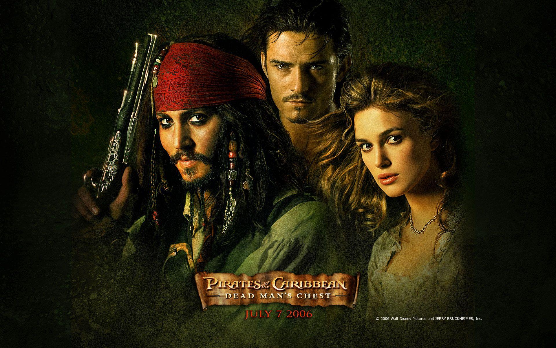 Keira Knightley: Дівчата, Jack Sparrow, Johnny Depp, Keira Knightley, Elizabeth Swann, Orlando Bloom