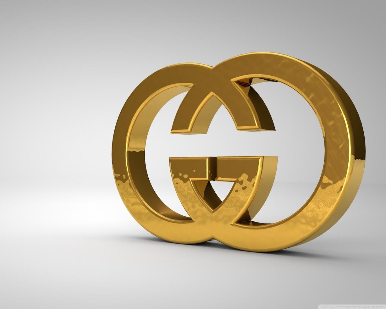Gucci: Logo, Gold, Gucci, Studio