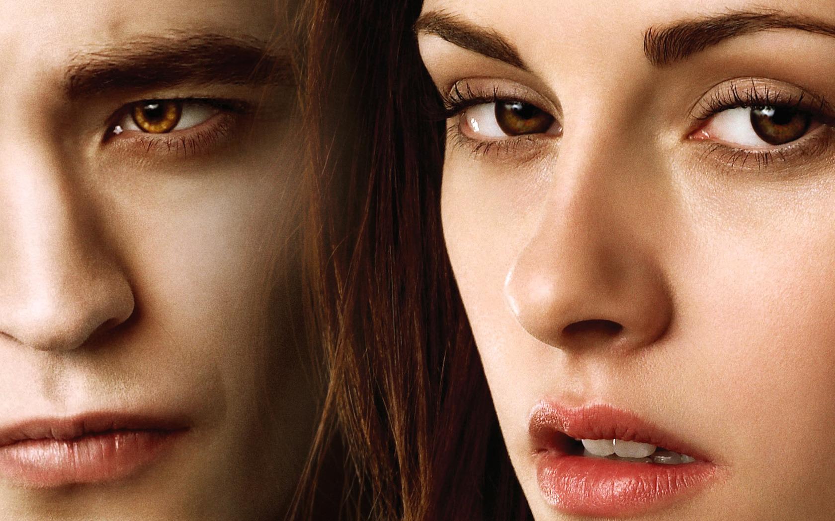 Kristen Stewart: Дівчата, Kristen Stewart, Bella Swan, Edward Cullen, Robert Pattinson
