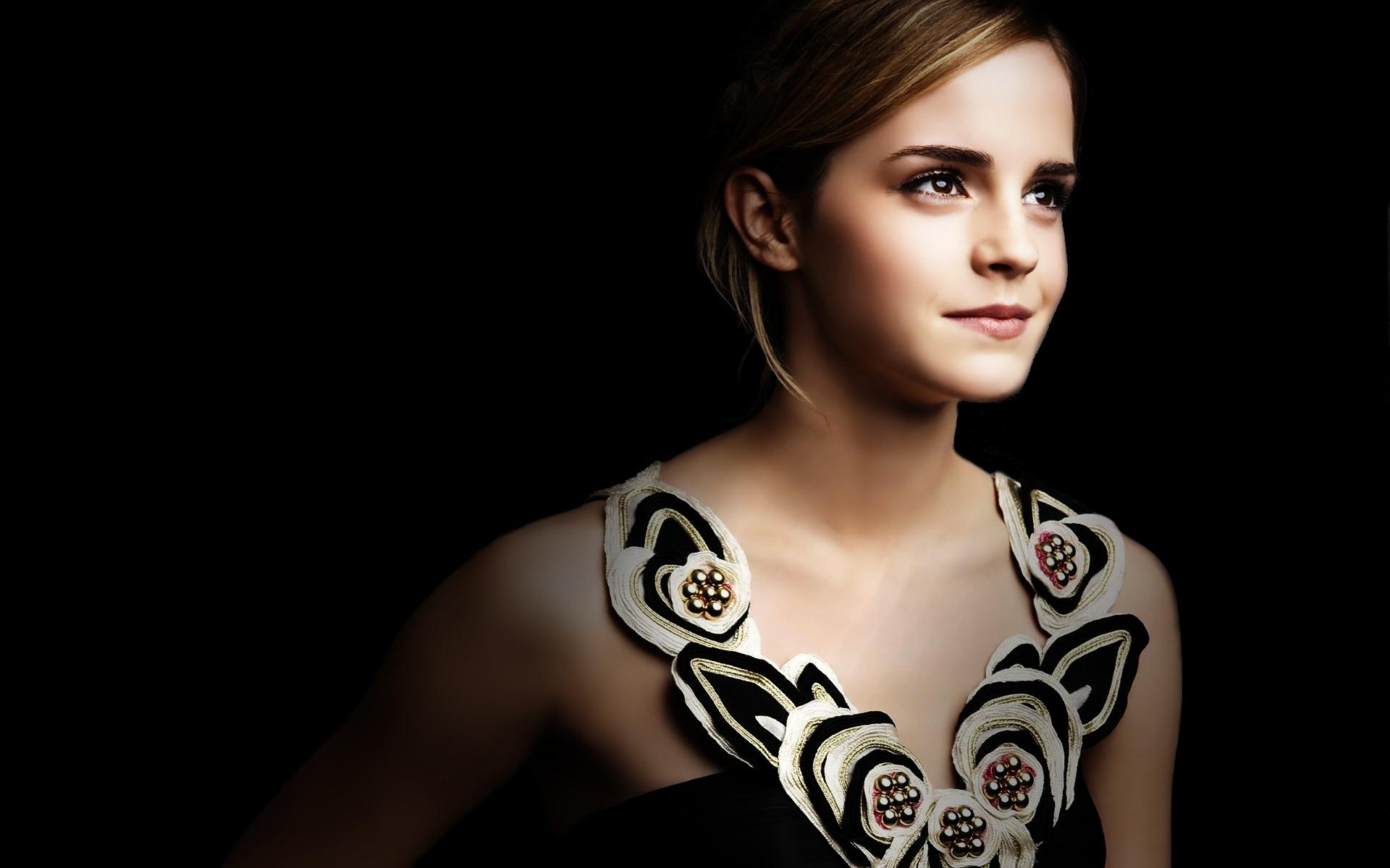 Emma Watson: Celebrity, Дівчата, Emma Watson, Shadow