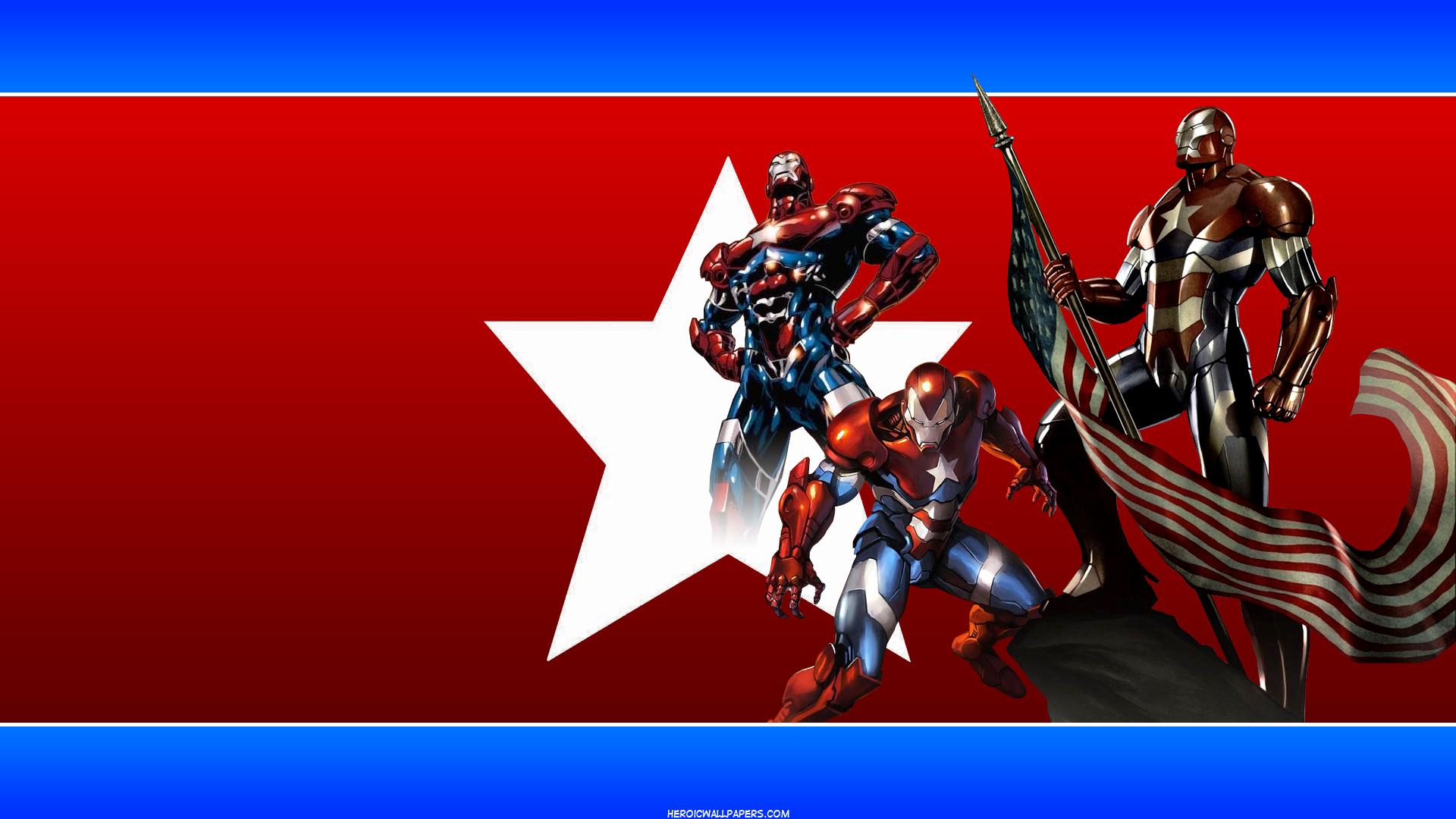 Iron Patriot: Iron Man