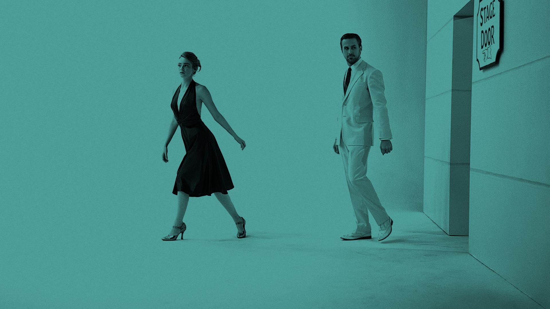 Emma Stone: Дівчата, Emma Stone, Ryan Gosling, La La Land