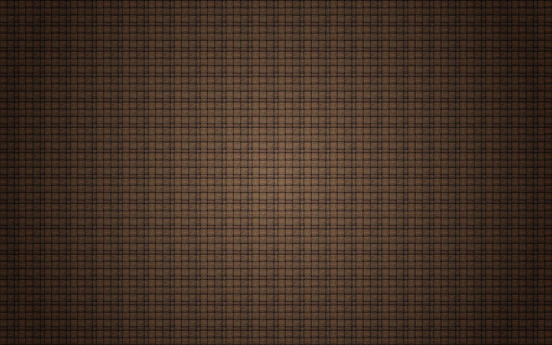 Grid: Texture, Brown