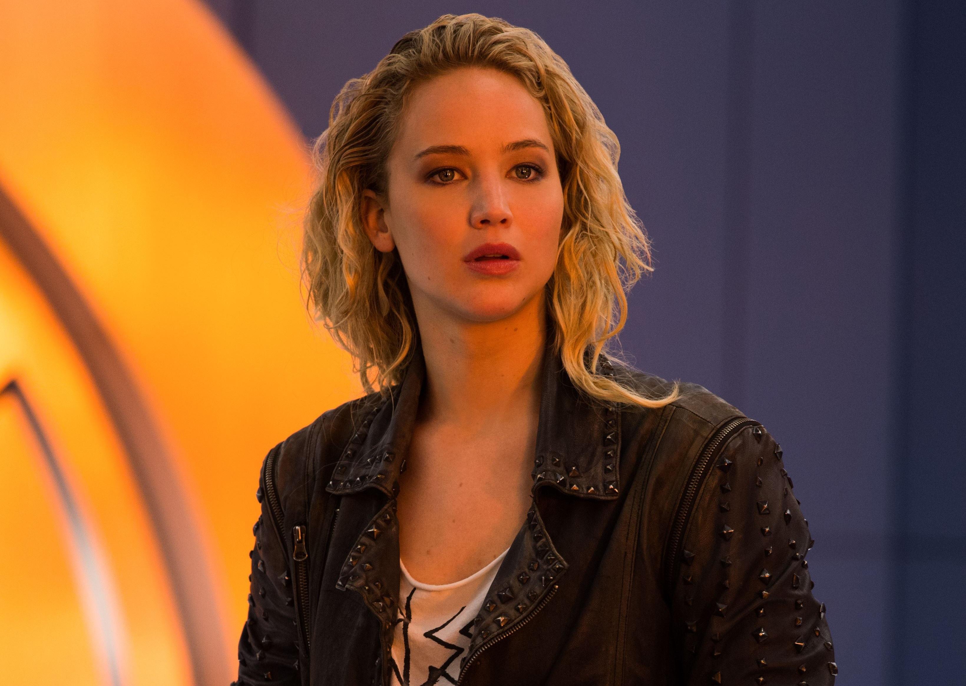 Jennifer Lawrence: Дівчата, Jennifer Lawrence, Mystique, X-Men: Apocalypse