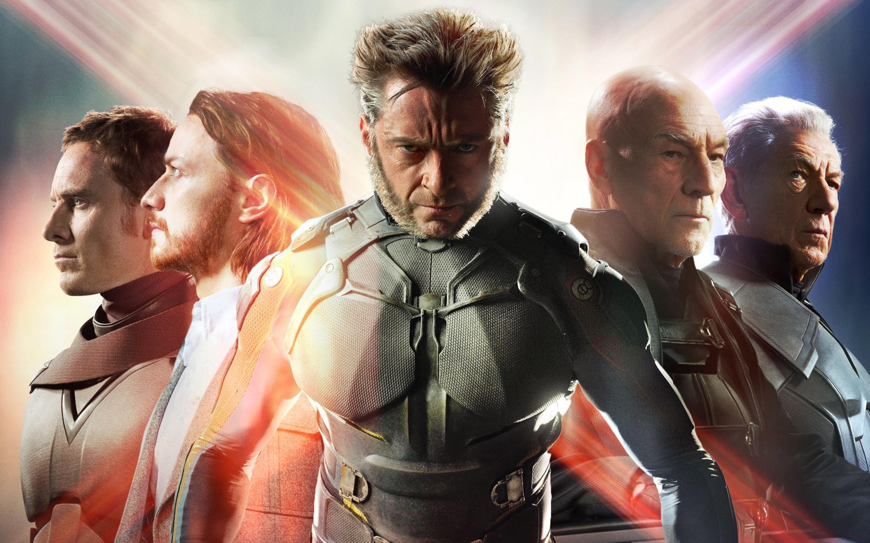 Michael Fassbender: Wolverine, Hugh Jackman, Ian McKellen, James McAvoy, Magneto, Michael Fassbender, Patrick Stewar, Professor X