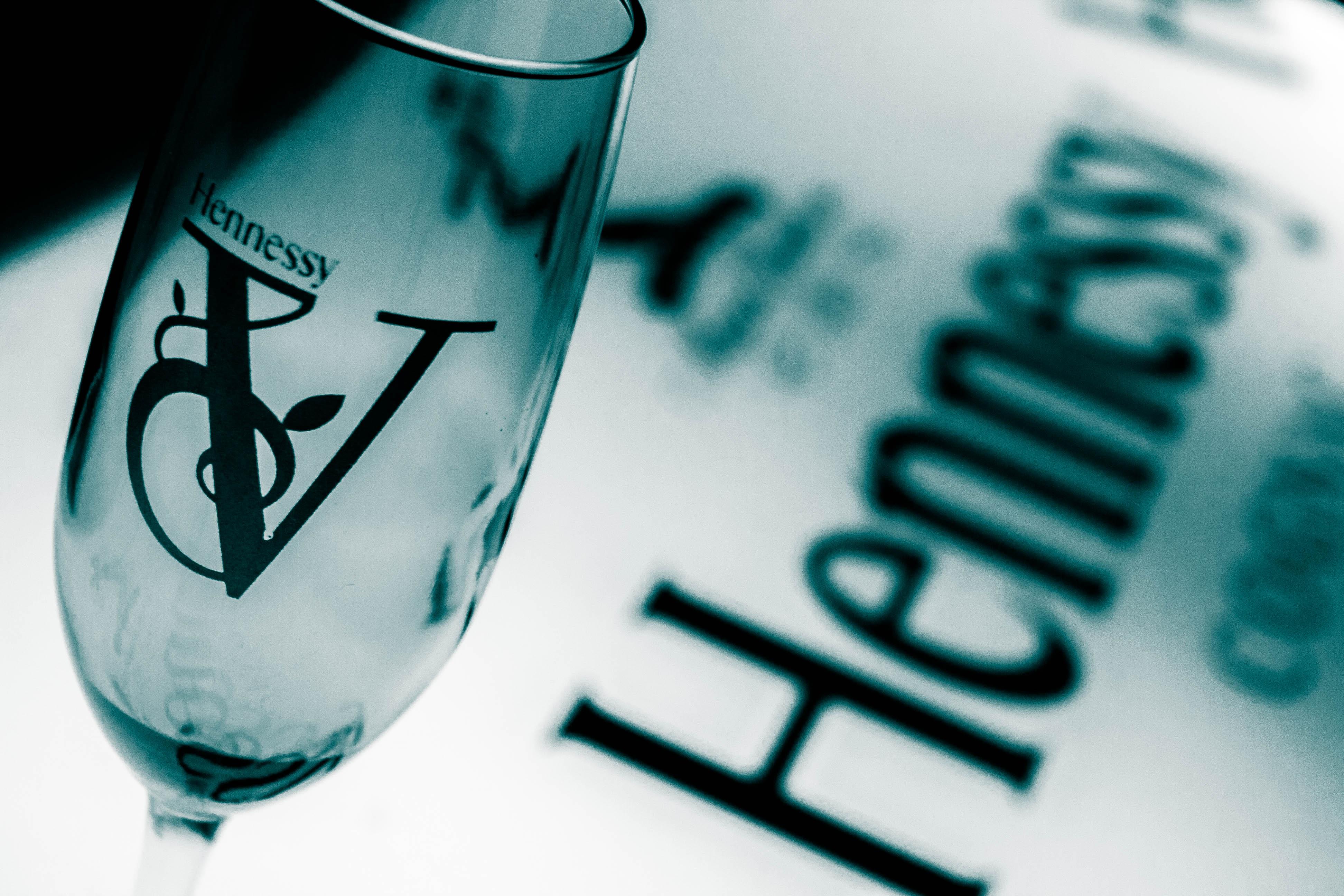 Hennessy Glass: Glass