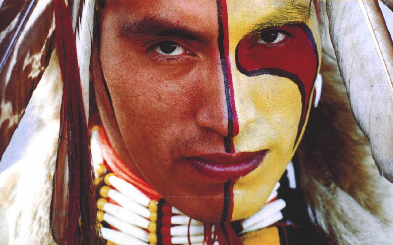 Native American: American, Girls, Native American