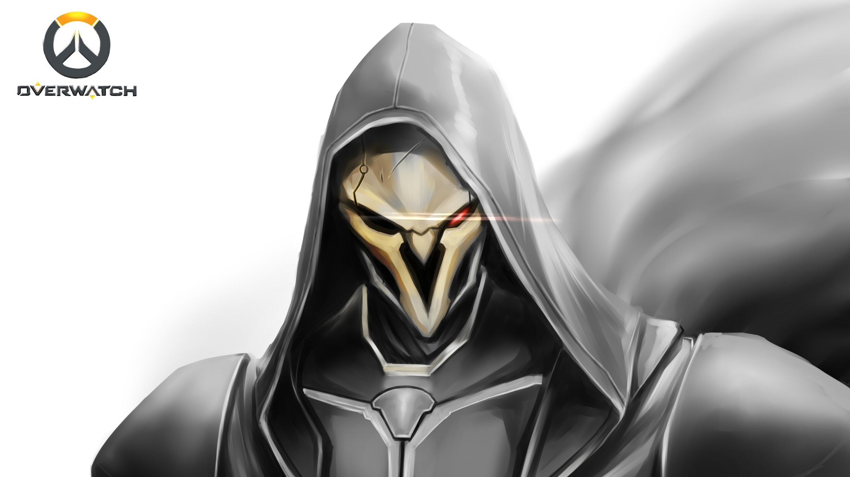 Overwatch: Logo, Reaper