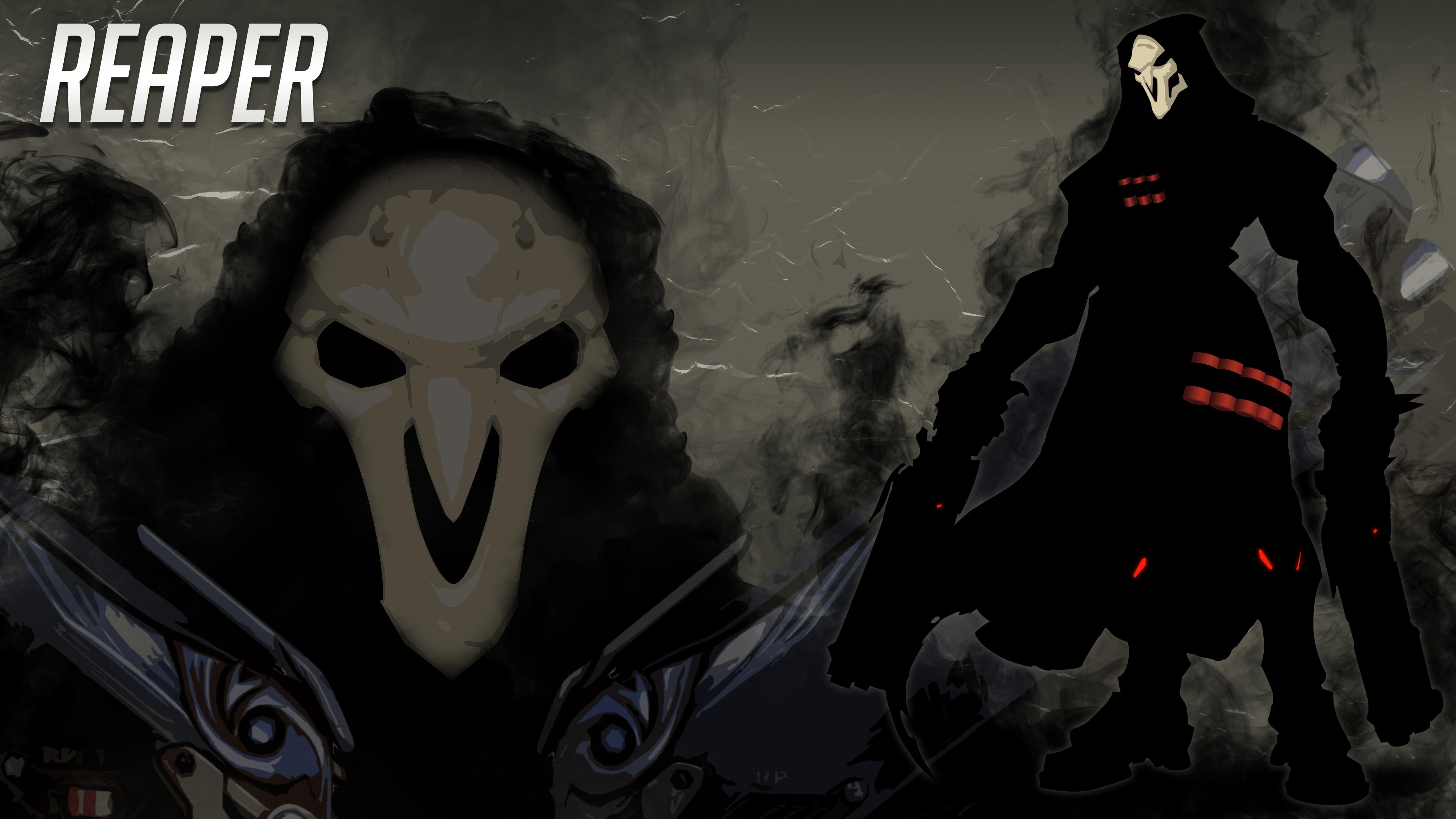 Overwatch: Темні, Smoke, Reaper