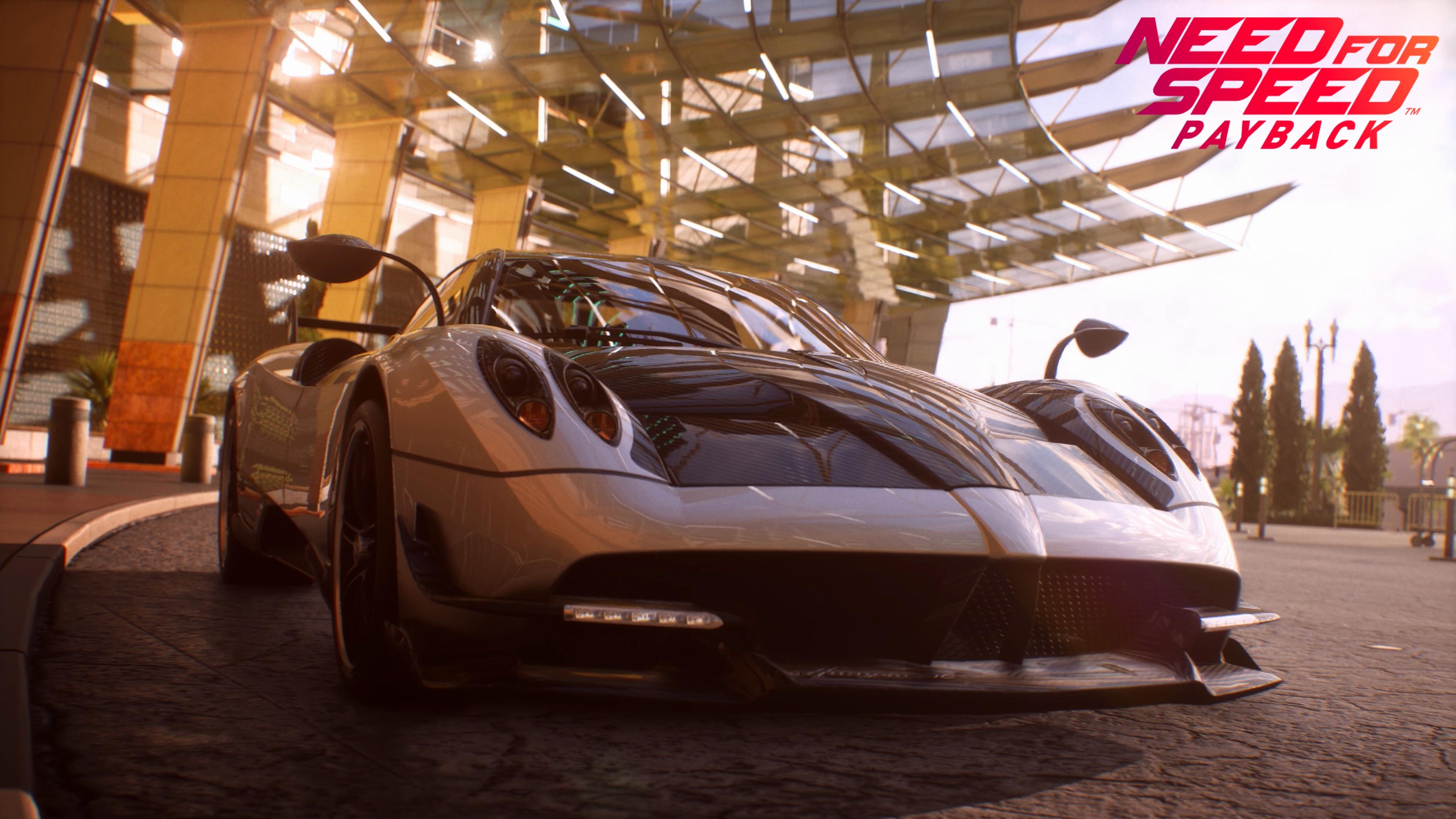 Need for Speed Payback: Автомобілі, Need For Speed, Need for Speed Payback, Pagani, Pagani Huayra BC