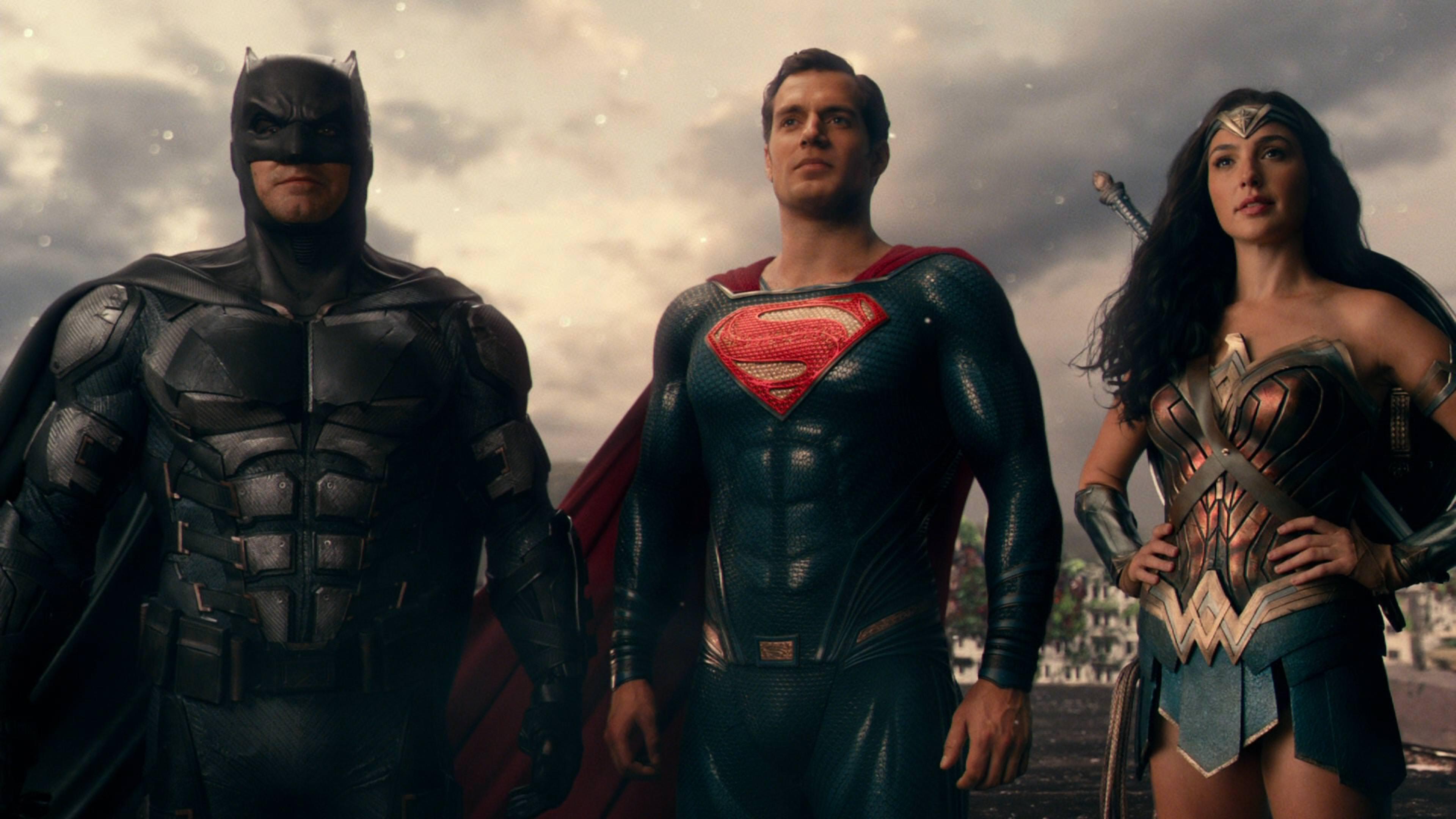 Justice League (2017): Batman, Superman, Superhero, Диво-жінка, 2017, DC Universe