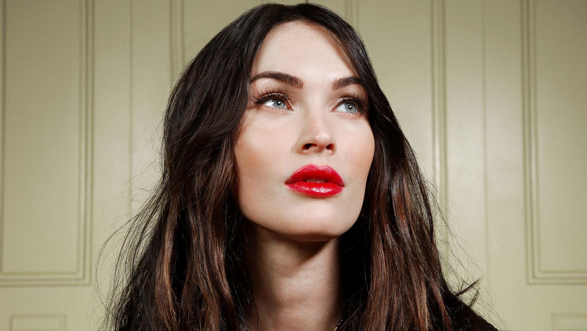 Меган Фокс: Актрисы, Brunette, Модели, American, Девушки, Меган Фокс