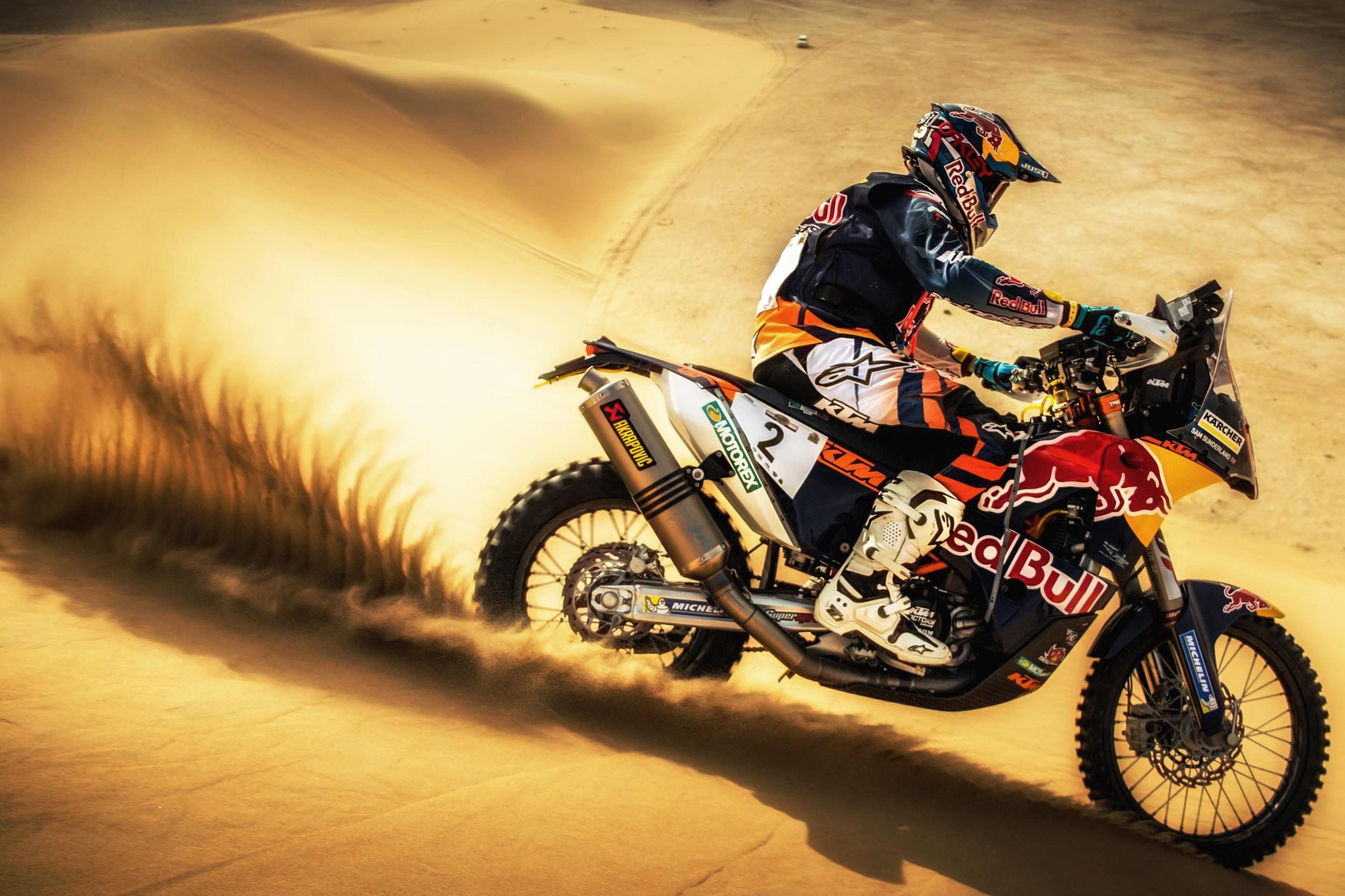 Motocross: Motorcycle, Sand, Motocross