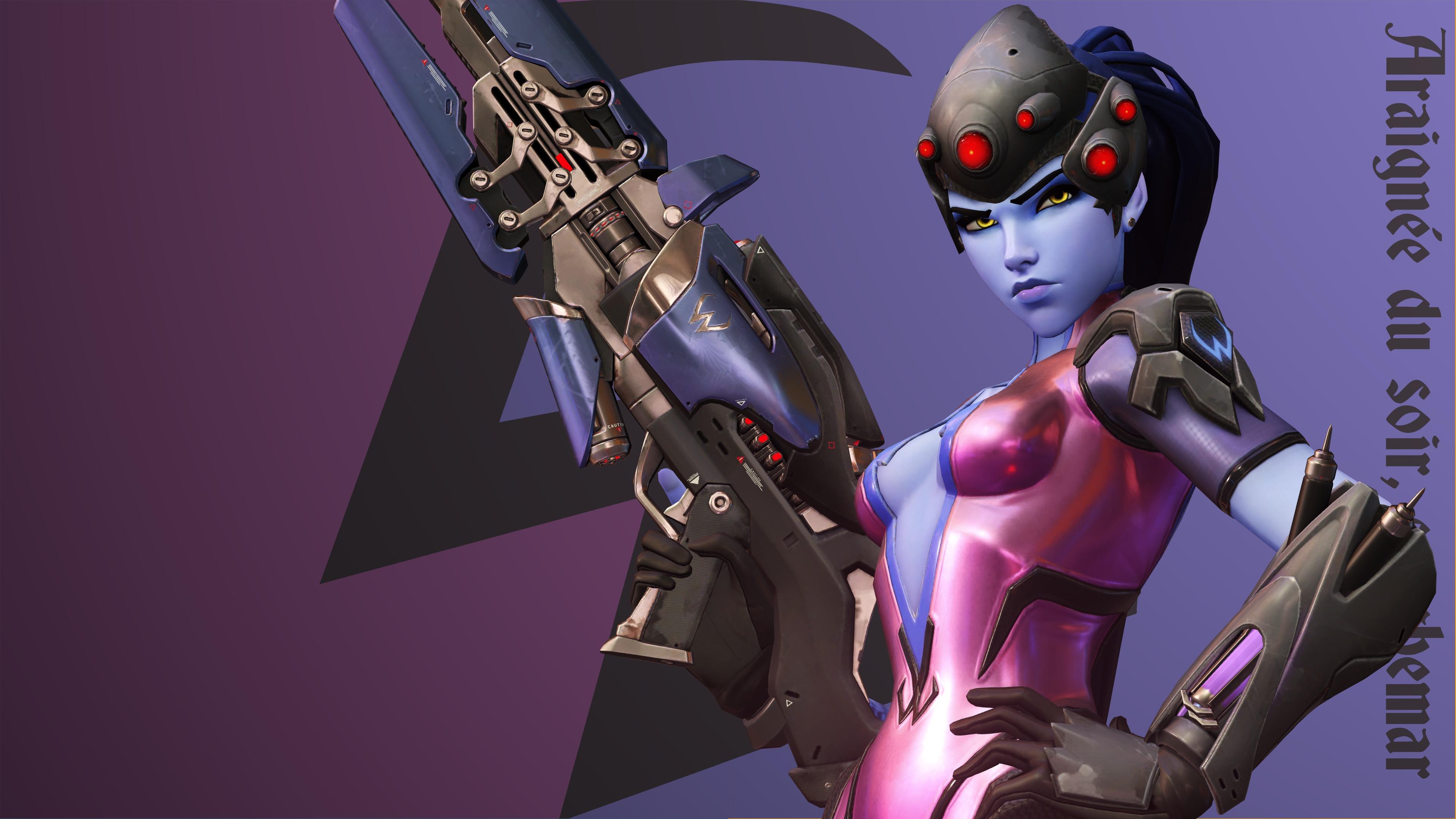 Overwatch: Widowmaker